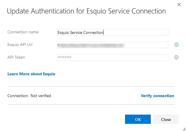 Service connection